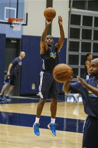 Grizzlies Pre Draft Workout Basketball