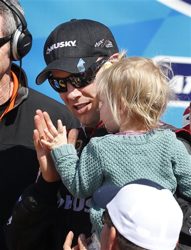 Matt Kenseth, Grace Kenseth