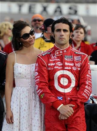 Ashley Judd, Dario Franchitti