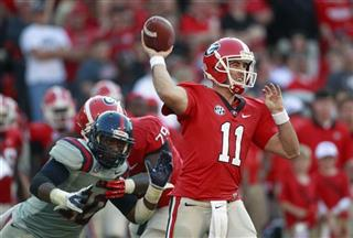 Aaron Murray, C J Johnson