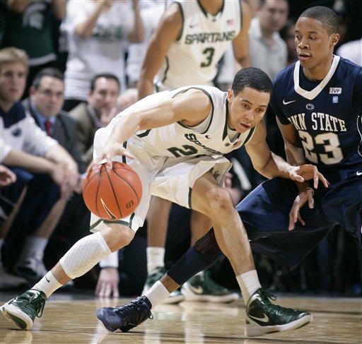 Travis Trice, Tim Frazier