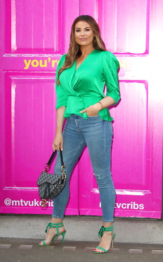 MTV Cribs UK Celebrity Launch House Party in London, UK - 19 Aug 2019