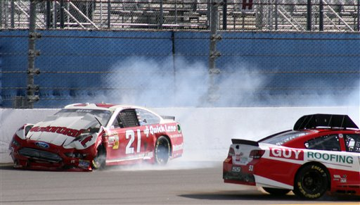 Trevor Bayne, Regan Smith