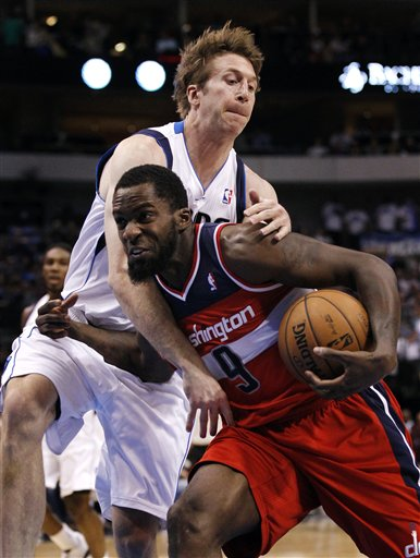 Martell Webster, Troy Murphy