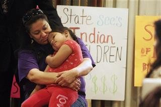 INDIAN CHILD WELFARE - LAWSUIT