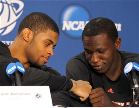 Chane Behanan, Gorgui Dieng