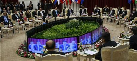 Cambodia Southeast Asia Summit