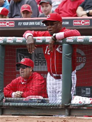 Dusty Baker, Bryan Price