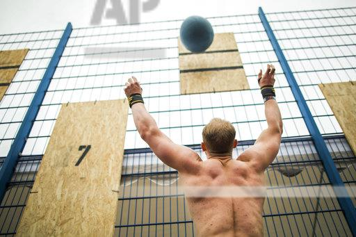 Germany CrossFit Competition Photo Gallery