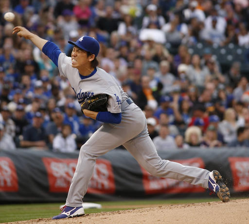 Kenta Maeda off to sensational start on mound for Dodgers