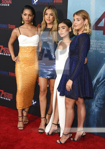 "LA Premiere of ""47 Meters Down: Uncaged"""