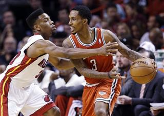 Norris Cole, Brandon Jennings