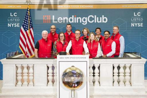 LendingClub Rings Opening Bell at NYSE
