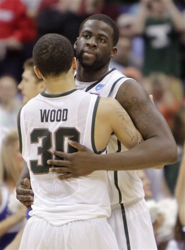 Draymond Green, Brandon Wood