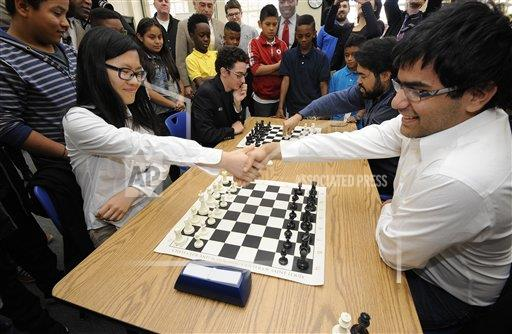 Ferguson Chess Program 1