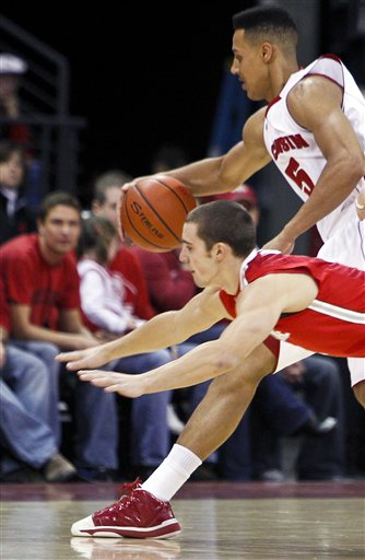 Ryan Evans, Aaron Craft