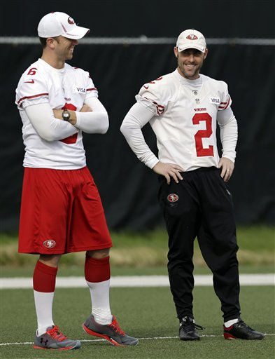 Billy Cundiff, David Akers