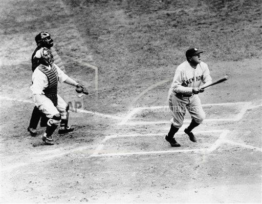 Watchf AP S  PA USA APHS343442 Babe Ruth