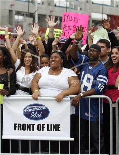 TV American Idol  Auditions