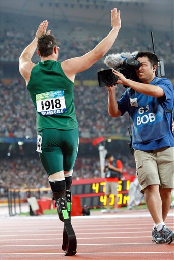 Beijing Paralympics Broadcasting