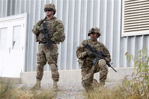 Afghan Troop Withdrawals