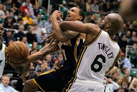 George Hill, Jamaal Tinsley