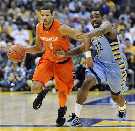 Michael Carter-Williams, Derrick Wilson