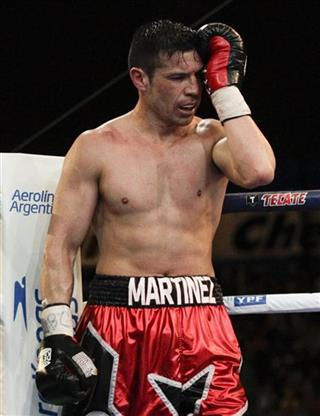Sergio Martinez, Martin Murray,