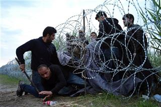 Mideast Migrants Everyone's Syrian