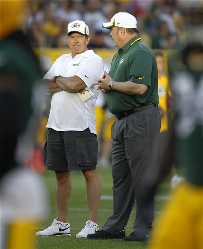 Dom Capers, Mike McCarthy