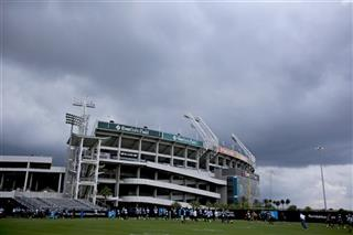 Jaguars Camp Football