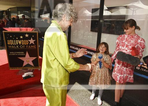 Susan Stamberg Honored with a Star on the Hollywood Walk of Fame