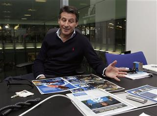 Soccer - Chelsea FC Magazine Feature - Guest Editor Lord Sebastian Coe - Canary Wharf