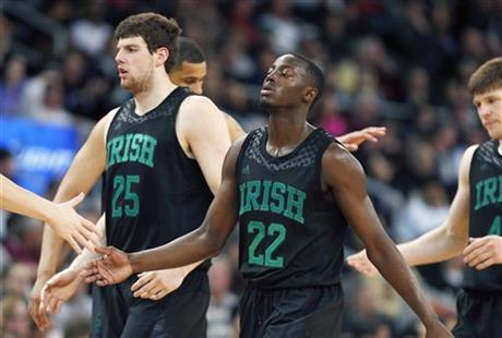 Tom Knight, Jerian Grant, Jack Cooley