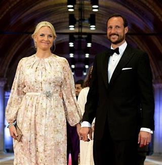 Princess Mette Marit , Crown Prince Haakon
