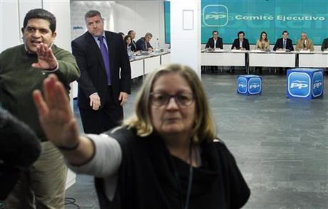 Mariano Rajoy, Dolores Cospedal