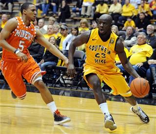 UTEP Southern Miss Basketball