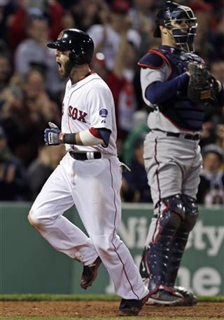 Dustin Pedroia, Joe Mauer