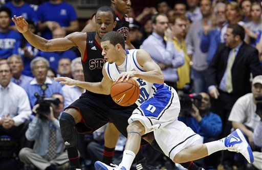 Seth Curry, Lorenzo Brown