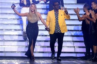 Mariah Carey, Randy Jackson
