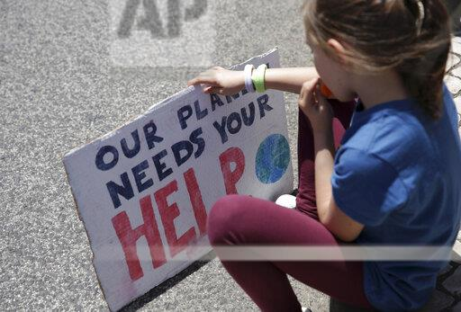 Portugal Climate Protest