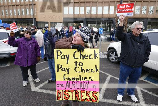 Government Shutdown Missed Payday