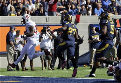 saturday college football games stanford football gamecast