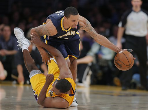 Chris Duhon, George Hill