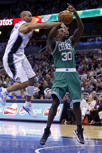 Arron Affalo, Brandon Bass