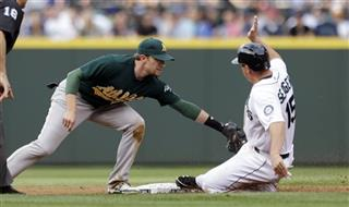Kyle Seager, Jed Lowrie