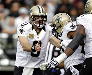 Drew Brees, Mark Ingram