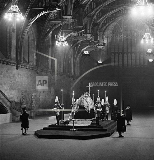 Watchf AP I   XEN APHSL26277 Funeral of King George V