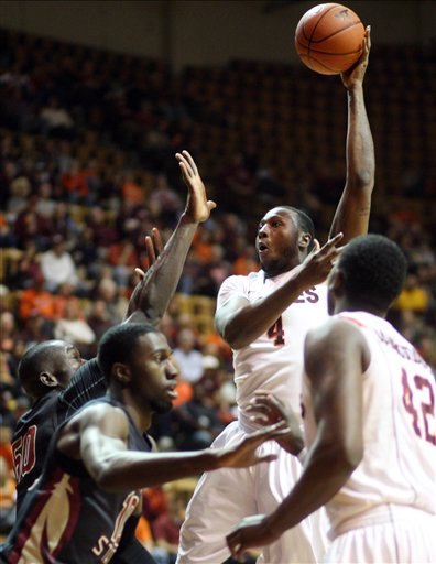 Florida St Virginia Tech Basketball