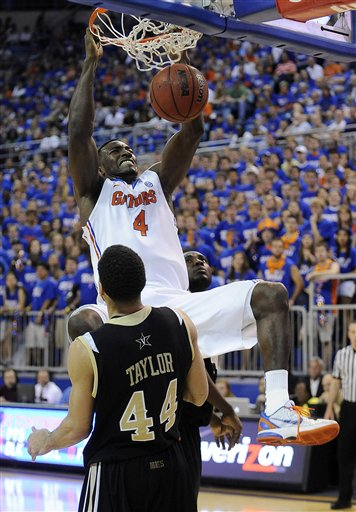 Patric Young,Jeffrey Taylor